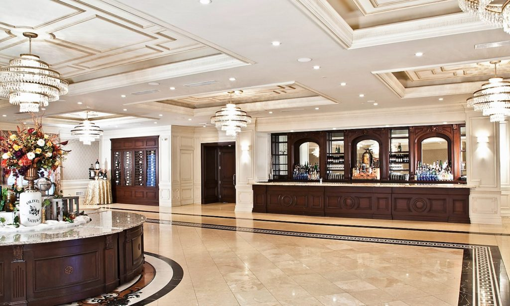 Commercial Interiors - Paramus,New Jersey.2018