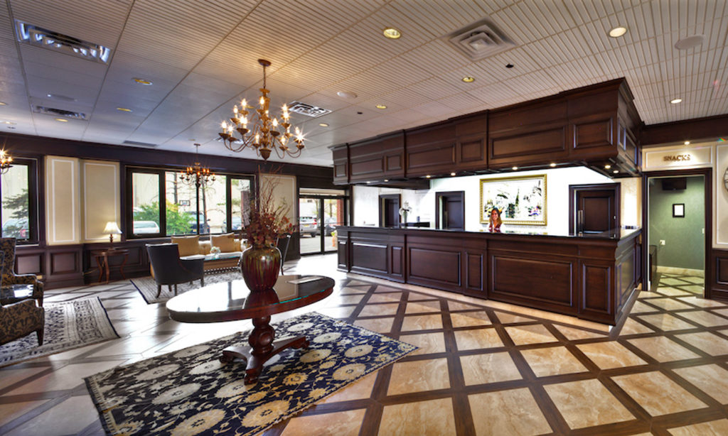 Commercial Interiors - Fairfield,New Jersey.2018