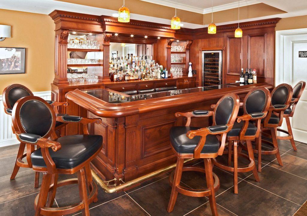 Residential Bar - Warren,New Jersey.2018