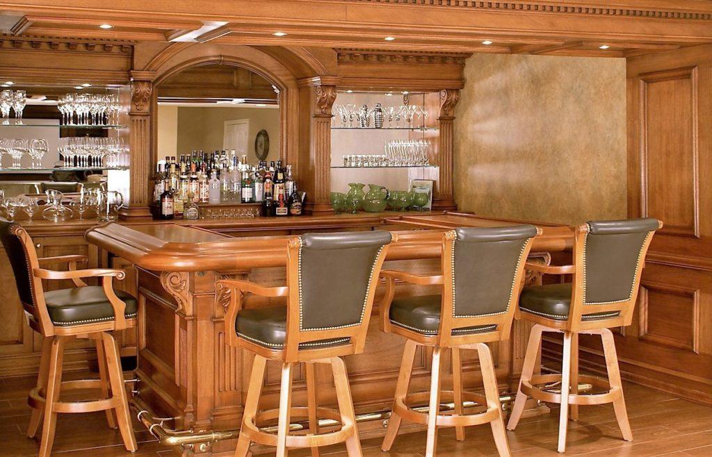 Residential Bar - Millburn,New Jersey.2018