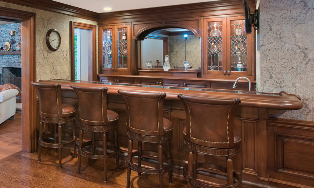 Residential Bar - Denville,New Jersey.2018
