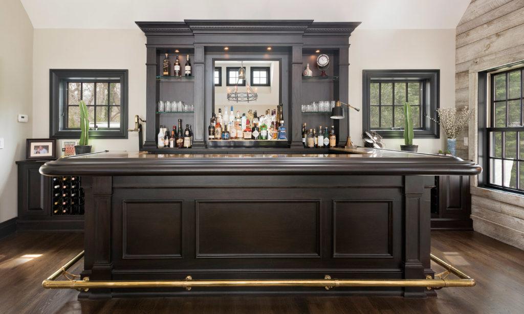 Residential Bar - Sands Point,New York.2018